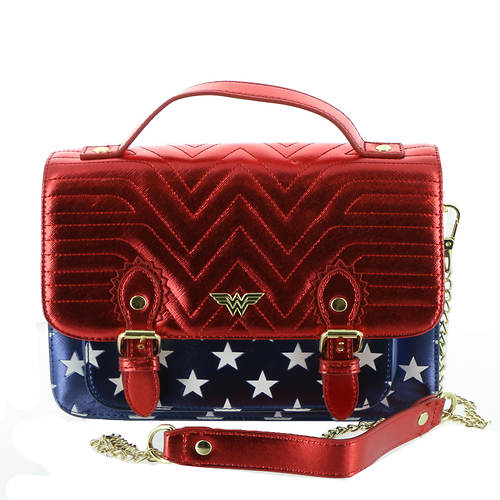 Loungefly Wonder Woman Crossbody Bag