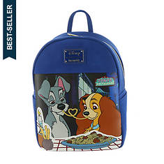 Loungefly The Lady and Tramp Mini Backpack