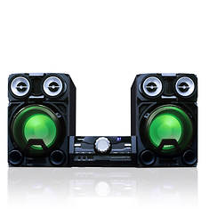 Toshiba Home Speaker System with LED lights