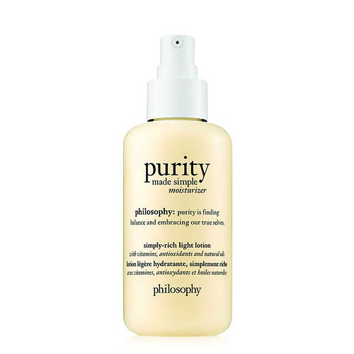 Philosophy Purity Made Simple Ultra Light Moisturizer