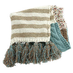 Free People Women's Nova Tassel Scarf