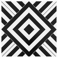 """Achim 12""""x12"""" Retro Vinyl Floor Tile"""