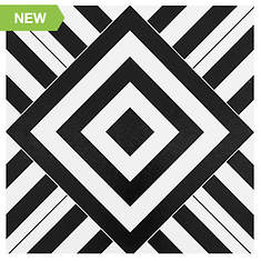 "Achim 12""x12"" Retro Vinyl Floor Tile"