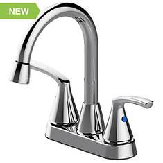 Pull-Down Chrome Bath Faucet