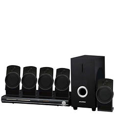 Sylvania 5.1-Channel Home Theater System - Opened Item