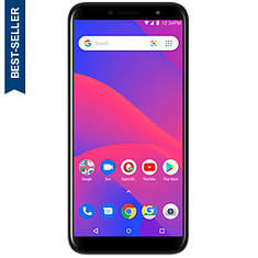"BLU C6 Unlocked 6"" Smartphone"