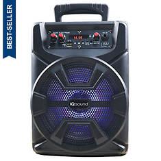 "IQ Sound 8"" TWS Portable Bluetooth Speaker"