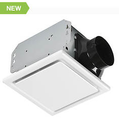 80 CFM  Easy-Fit Bath Ceiling Fan