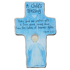 A Child's Blessing Cross