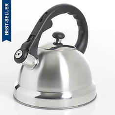 Mr.Coffee 2.2-Quart Whistling Tea Kettle
