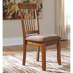 Signature Design By Ashley Berringer Dining Room Chairs 2-Pack