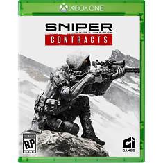 Xbox One Sniper Ghost Warrior