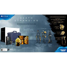 PS4 Death Stranding: Collector's Edition