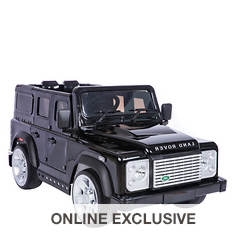 1:4 Land Rover Defender Battery-Operated  SUV