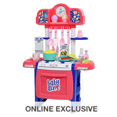 Baby Alive Doll Kitchen
