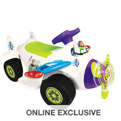 Toy Story 4 Buzz Ride-on Airplane