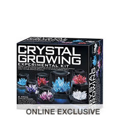 Crystal Growing Experiment Science Kit