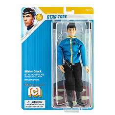"Mego Action Figures 8"" Star Trek Dress Uniform Spock"