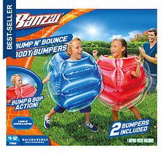 Bump N' Bounce Body Bumpers 2-Pack