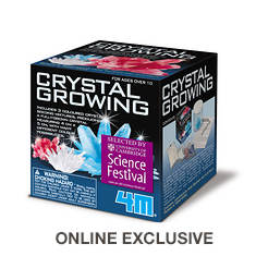 Crystal Growing Science Kit