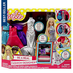 Barbie Be A Fashion Designer Set