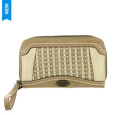 BOC Cartwright Double Zip Wallet