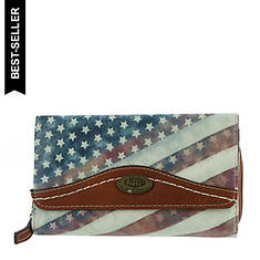BOC Old Glory Deluxe Wallet