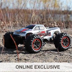 Overdrive (1/10th 4WD)