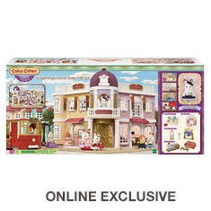 Calico Critters Grand Department Store Set
