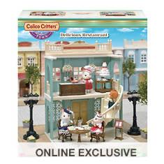 Calico Critters Delicious Restaurant