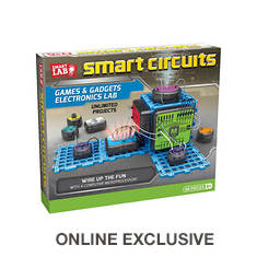 Super Circuits: Electronic Lab
