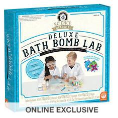 Deluxe Bath Bomb Lab