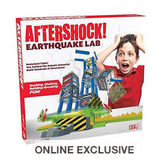 Aftershock: Earthquake Simulator