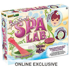 All-Natural Spa Lab