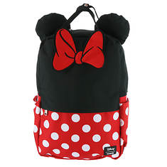 Loungefly Minnie Mouse Cosplay Square Backpack
