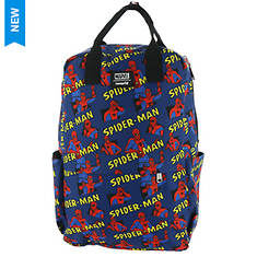 Loungefly Spiderman Square Backpack