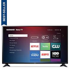 """Magnavox 55"""" Roku Smart HDTV"""