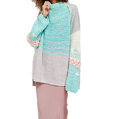 Free People Women's Polar Opposites Sweater