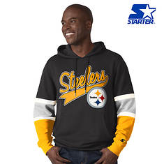 NFL Men's Lineup Pullover Hoodie