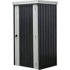 Hanover Patio Storage Shed with Twist Lock