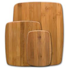 Farberware 3-Piece Bamboo Cutting Board Set