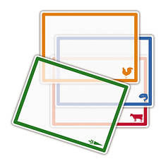 Farberware Flexible Cutting Mats-Set of 4