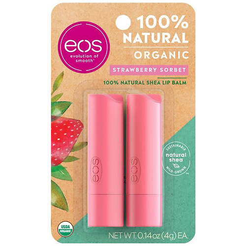EOS Strawberry Sobert Lip Balm