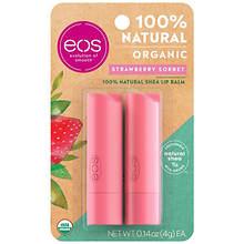 EOS Strawberry Sorbet Lip Balm