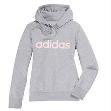 adidas Women's Essentials Pullover Fleece Hoodie