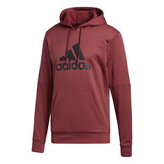 adidas Men's Game And Go Badge Of Sport Hoodie
