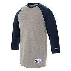 Champion® Men's Raglan Baseball T-Shirt