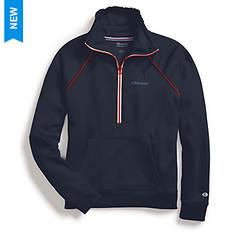 Champion® Women's Half Zip Pullover