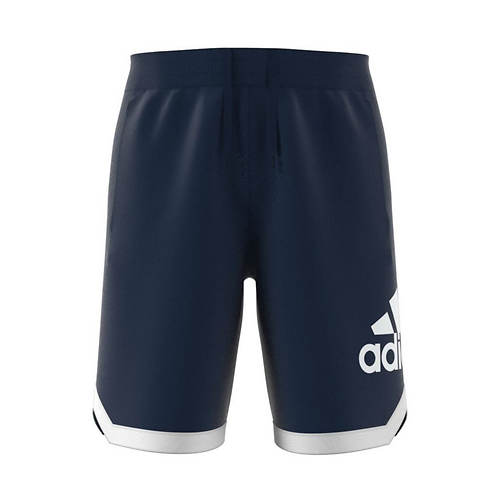 adidas Men's SPT Badge of Sport Basketball Short