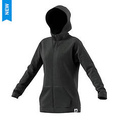 adidas Women's Brilllant Basics Polarfleece Zip Up